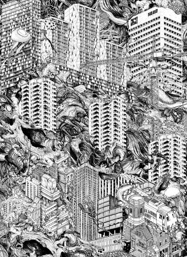 Organische stad